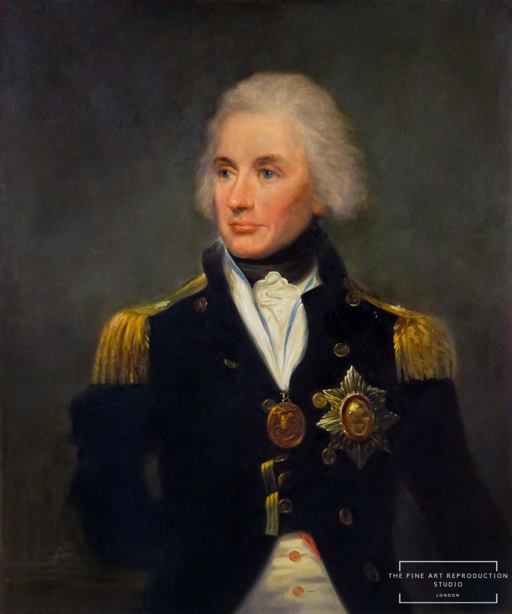 horatio nelson portrait