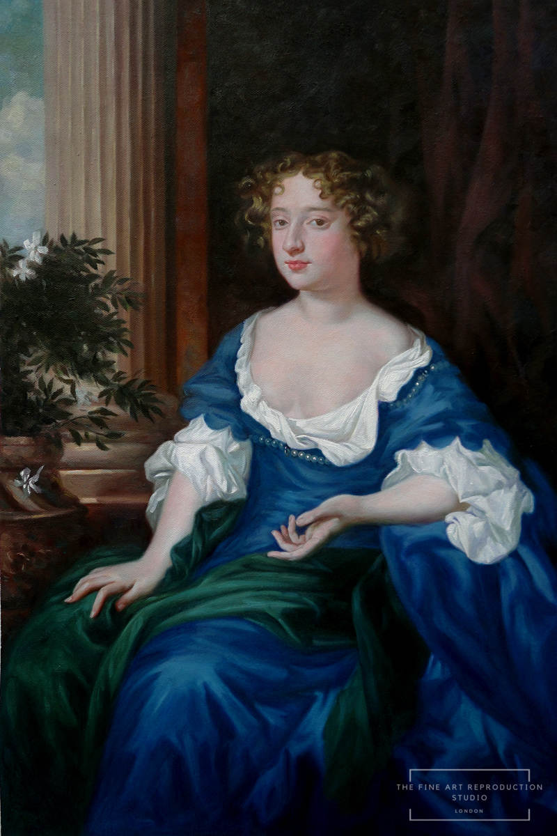 nell gwyn painting peter lely