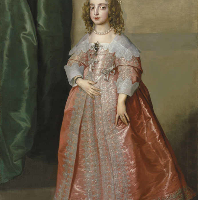 Van Dyck Princess Mary